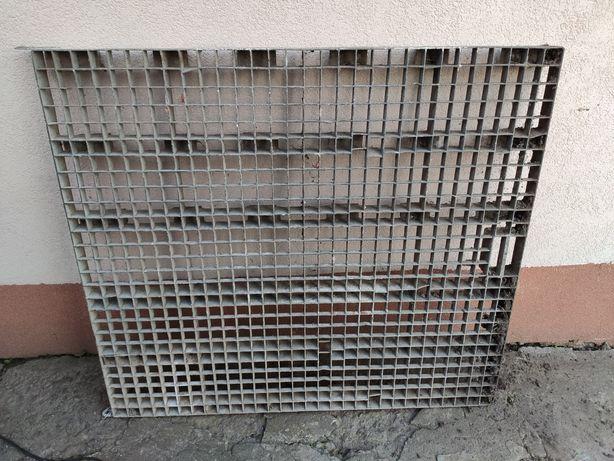 Решітка на підлогу оцинкована сталь