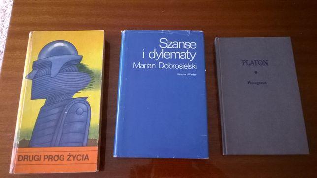 Szanse i dylematy. Drugi próg życia. Platon.