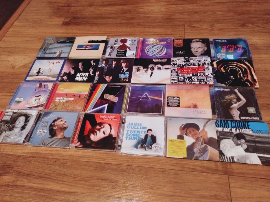 Kolekcja 5 SACD (Rolling Stones Sting Goldfrapp Sam Cooke) Super Audio Wrocław - image 1