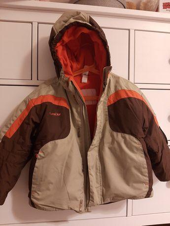 Ciepła Kurtka dziecięca na zimę w góry śnieg Wedze nieprzemakalna