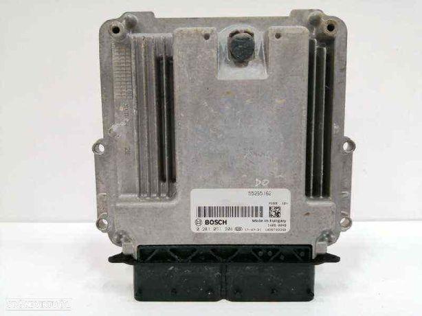 55265162  Centralina do motor JEEP RENEGADE Closed Off-Road Vehicle (BU, B1) 1.6 CRD 552 60 384