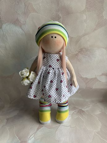Интерьерная кукла,ручная работа, кукла Тильда