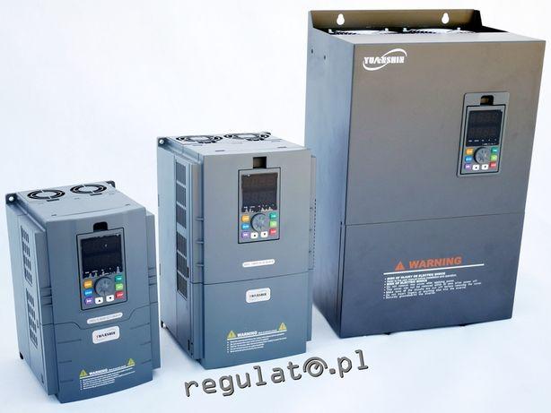 Falownik wektorowy 1,5 2,2 3 4 kW 5,5 7,5 11 15 kW 18,5 22 30 kW 37 kW