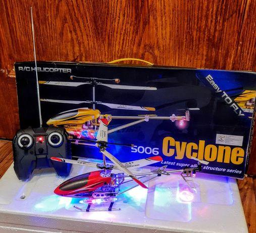 Вертолет на радиоуправлении Cyclone  плюс второй в подарок