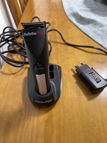 Maquina   Babyliss pro , aparador  portatil /cortar cabelo
