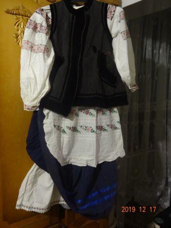 Старовинный костюм
