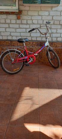 Складной велосипед Десна