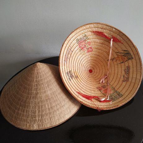 Антикварные вьетнамские брачные шляпы