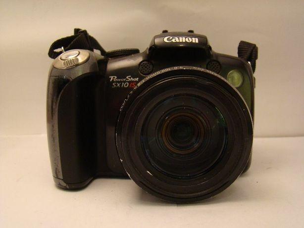 Canon PowerShot SX10IS + pokrowiec