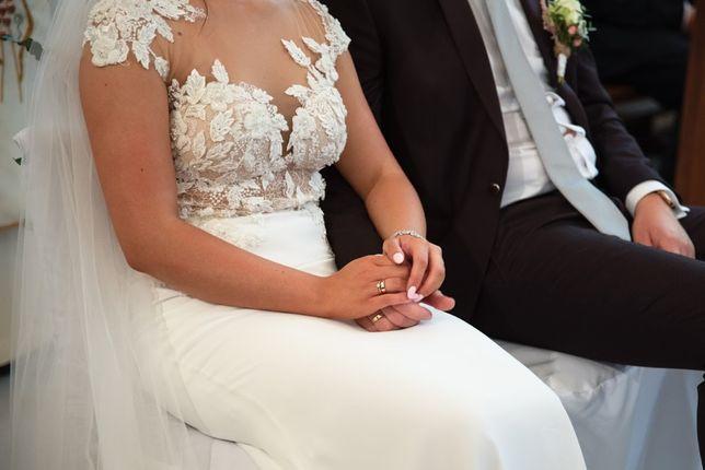 Suknia ślubna Milla Nova, model Kornelia (rybka, syrenka)