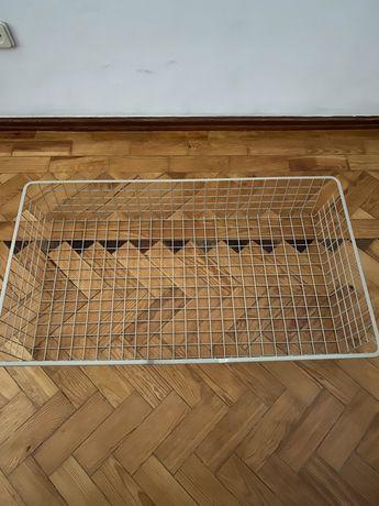 Cestos para roupeiro do Ikea