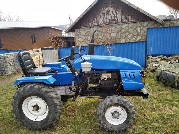 Продаю мото-трактор БУЛАТ-20  Возможен обмен.