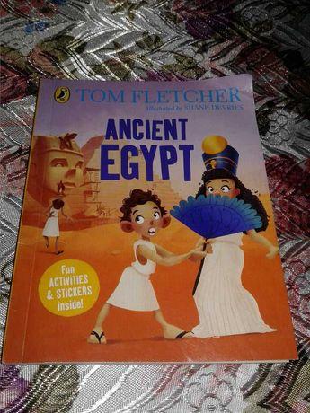 Книжечка на англійській мові Ancient Egypt