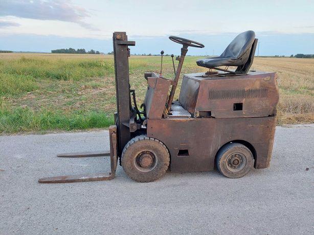 Wózek Widłowy Rak Szpatlarka Silnik C330 Możliwość Transportu