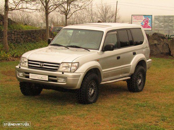 Toyota Land Cruiser 3.0 D-4D P2