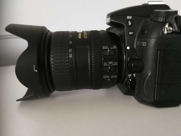 Lustrzanka Nikon D7000 + 16-85mm VR zestaw