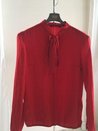 Czerwona bluzka Mohito 32