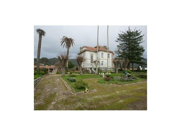 Magnifico palacete no centro de Afife, Viana do Castelo