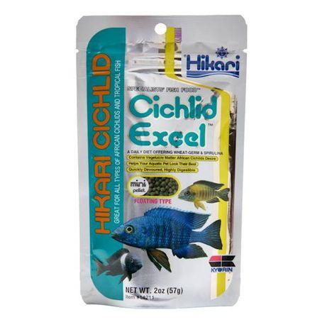 Hikari cichlid excel mini 250GR 750ML Tczew ul. Korczaka 1