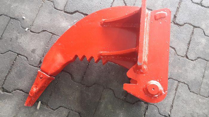 Zrywak ząb zrywający ripper minikoparka do 2 ton pod MS01!