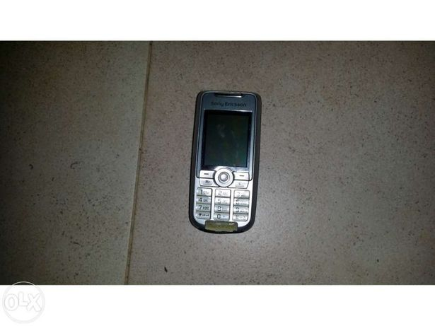 Telemóvel Sony Ericsson K700i