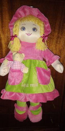 Нова м'яка плюшева іграшка , лялька 50 см