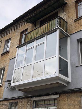 Металлопластиковые окна, двери, балконы, лоджии, решетки, жалюзи.
