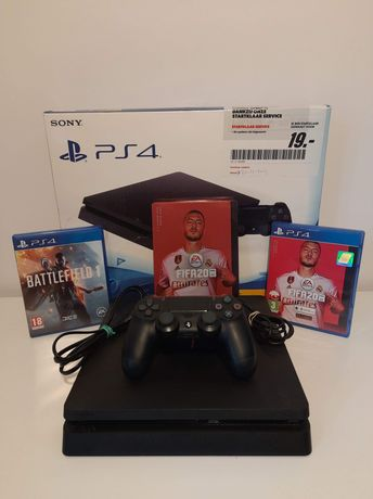 PS4 konsola PlayStation 4