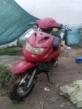 Alpha moto 80cc (не honda dio, suzuki)