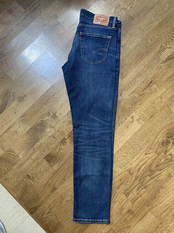 Spodne jeansowe męskie Levis 511 - 33/32