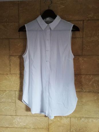 Koszula stój galowy, apelowy H&M S