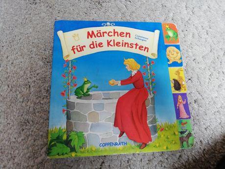 Märchen für die kleinsten książka po niemiecku dla dzieci bajki