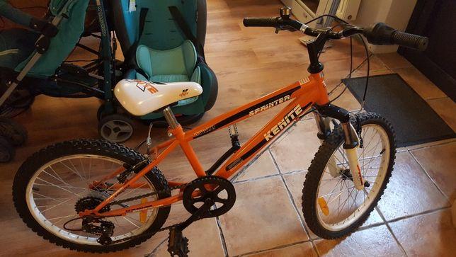 sprzedam rower dziecięcy 20' Kenite Sprinter