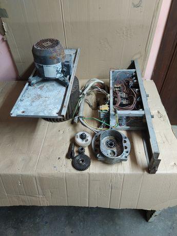 Motor e quadro forno elétrico (hotelaria)