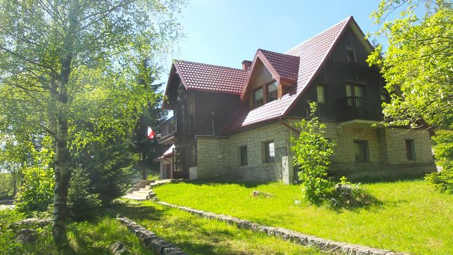 Dom z widokiem na Karkonosze max.19-20 osób | Szklarska Poręba