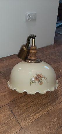Lampą kuchenna stylowa