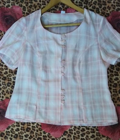 Блузка летняя размер 50