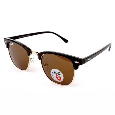 Солнцезащитные очки Ray-Ban P Clubmaster с поляризацией