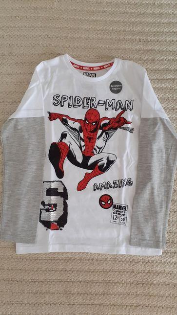 T-shirt Homem Aranha NOVA 8anos