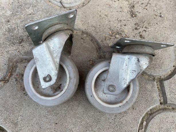 Колесики , колёса для тележки  , мебели