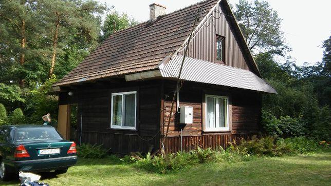 Dom z dzialka 2450 m2