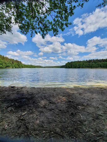 Mazury, piękna działka nad jeziorem