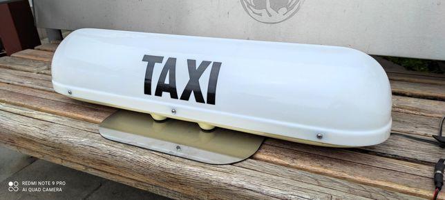 Sprzedam koguta taxi.