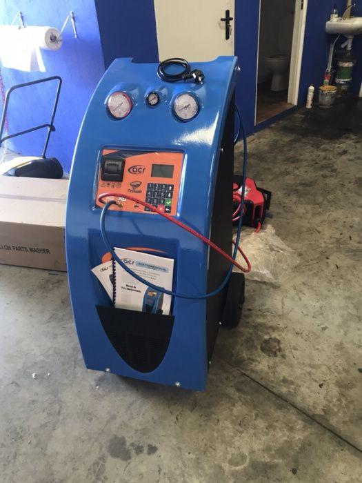 Máquina de cargar ar condicionado - AUTOMATICA Vilar Formoso - imagem 1