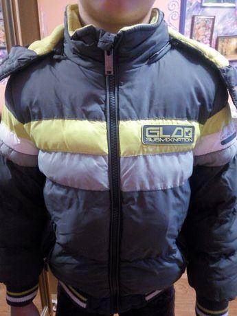 Куртки осінь зима