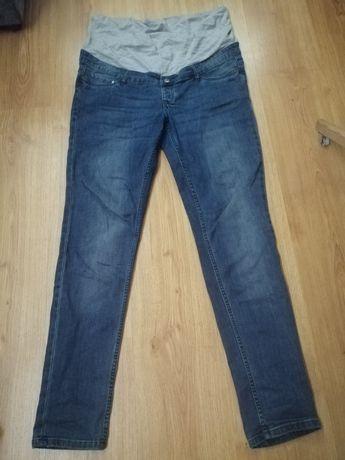 Jeansy ciążowe esmara