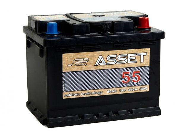 Akumulatory ASSET 45-100Ah