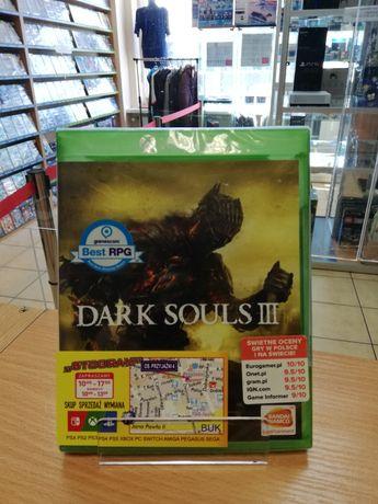 XBOX Dark Souls III PL Nowa Dark Souls 3 Xbox One S X Series X