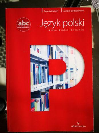 Język polski abc maturzysty repetytorium poziom podstawowy