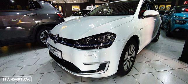 VW e-Golf Eletrico